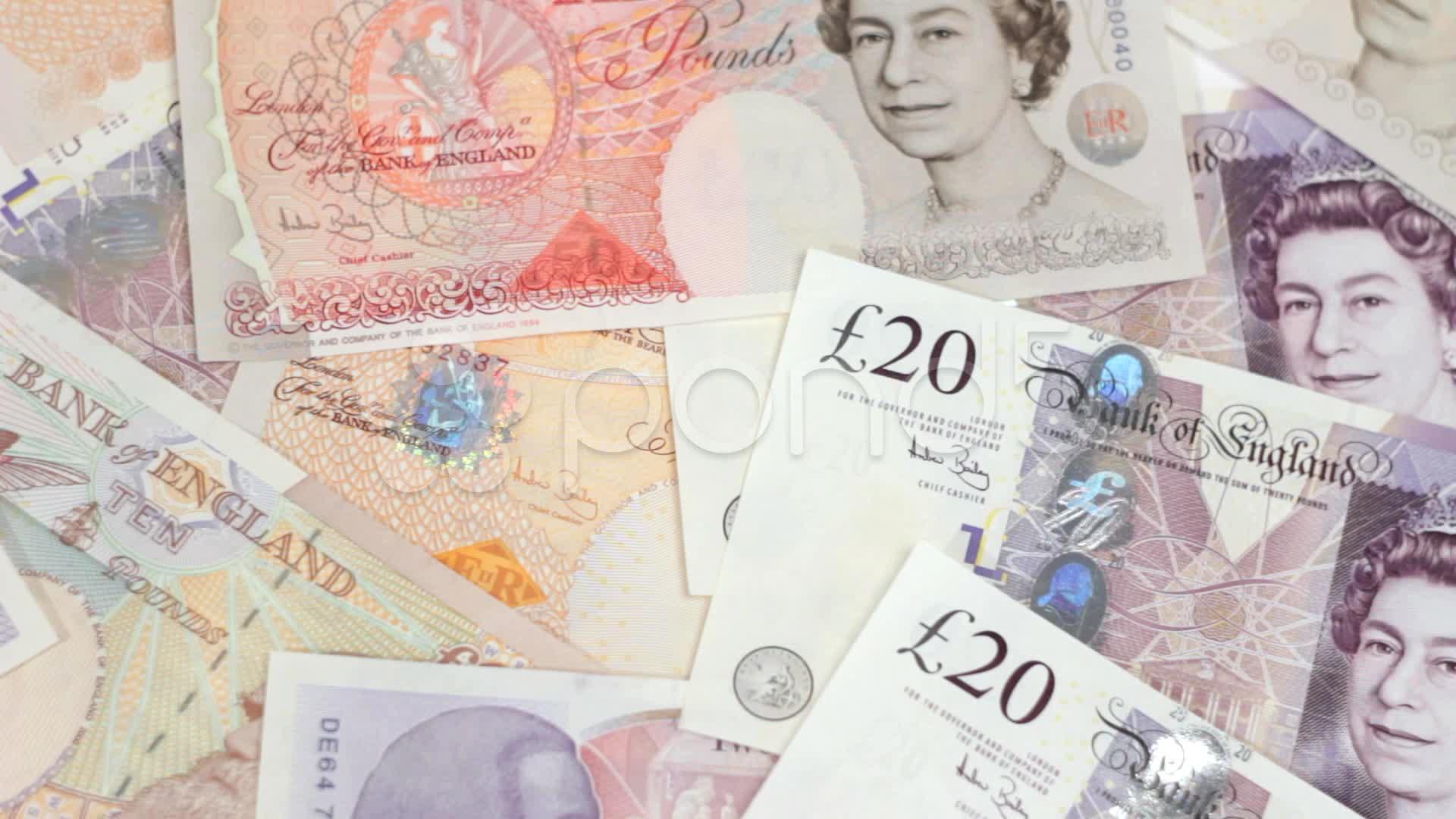 Londen Geld Wisselen Of Pinnen