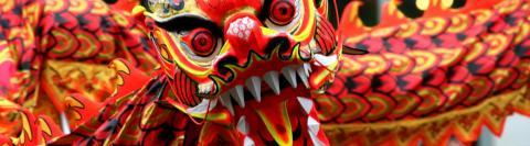 Chinees Nieuwjaar in Londen