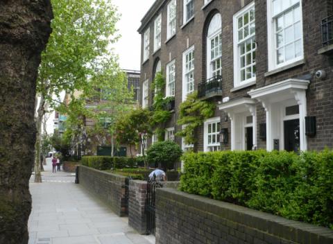 Als au pair werken in Londen