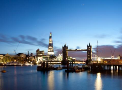 The Shard Londen