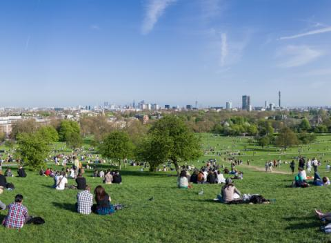 Tips over Londen