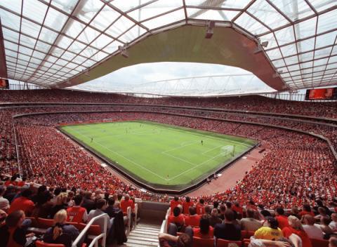 Voetbal in Londen